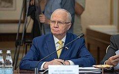 Ф. Мухаметшин: Группа стратегического видения «Россия– Исламский мир»— важный инструмент общественной дипломатии
