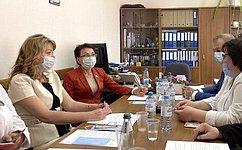 Т. Кусайко обсудила смедиками иучеными Кольского научного центра РАН вопросы повышения качества жизни человека вАрктике