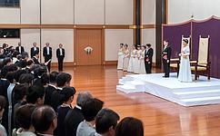 Делегация Совета Федерации воглаве свице-спикером палаты И.Умахановым посетила Японию