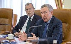 А. Климов: Частые визиты зарубежных парламентариев вРоссию– это свидетельство того, что мы имеем друзей ипартнеров повсему миру