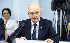 М. Щетинин провел заседание Оргкомитета попроведению конкурсов врамках Всероссийской экологической акции