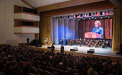 В. Матвиенко: Важно неповышать налоги, адавать преференции тем, кто создает рабочие места