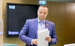 Законопроект обответных мерах наарест имущества РФ носит превентивный характер— К. Добрынин