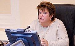 Л.Глебова: Одна изглавных потребностей общества— вполучении хорошего образования