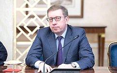А. Майоров принял участие вработе 41-й сессии Постоянного комитета Парламентской конференции поВТО