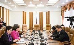 Россия иФинляндия готовы продолжать межпарламентский диалог имежрегиональное сотрудничество— К. Косачев