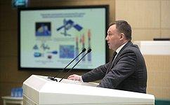 Ю.Лончаков рассказал сенаторам одальнейших задачах иперспективах развития российской космонавтики