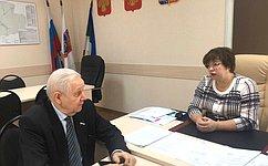 В. Марков посетил один изсамых отдаленных районов Республики Коми— муниципальный район «Печорский»