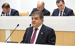 СФ ратифицировал Соглашение овзаимодействии стран СНГ вобласти предупреждения иликвидации чрезвычайных ситуаций