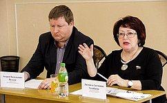 Л.Талабаева встретилась спредставителями молодежи Приморского края