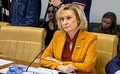 ВКомитете СФ посоциальной политике прошло расширенное заседание сучастием Министра спорта Российской Федерации