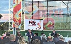 В. Николаев: Госпрограмма «Комплексное развитие сельских территорий» требует большего внимания руководителей местных органов власти