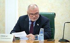 А. Клишас: Заявление Евросоюза– новое проявление «двойных стандартов»