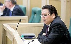 А. Акимов обсудил собщественностью Якутии проект закона обособенностях предоставления гражданам земельных участков наДальнем Востоке