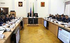 Б. Жамсуев: Для более продуктивной работы стоит рассмотреть возможность создания единого органа для решения вопросов развития Байкальского региона
