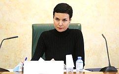 И. Рукавишникова: Вроссийском информационном пространстве должны исполняться требования законодательства нашей страны
