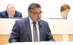 В. Тимченко: Крайне важно провести широкое обсуждение пенсионной системы врегионе для того, чтобы все наиболее важные предложения были учтены вконечной редакции законопроекта