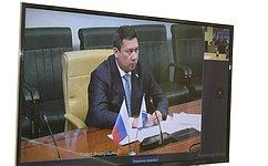 Дистанционные технологии помогают оставаться насвязи сгражданами– В.Полетаев