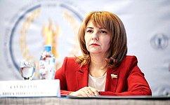 Г. Солодун приняла участие вторжественном открытии нового Ледового дворца вБрянской области