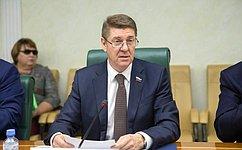 А. Шевченко выступил вОбщественной палате Российской Федерации