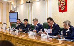 ВСФ прошли слушания, посвященные совершенствованию законодательства всфере социальной поддержки населения