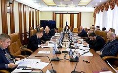 Л.Талабаева провела совещание, посвященное работе над проектом федерального закона «Олюбительском рыболовстве»