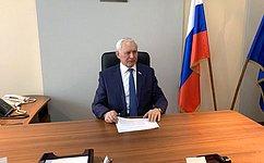 Н.Тихомиров: Главный итог приема граждан– конкретная помощь врешении их проблем