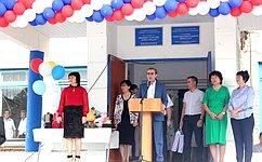 А. Майоров посетил Республику Калмыкия впреддверии Дня знаний