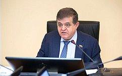 Социально-экономическое развитие Дальнего Востока иАрктики требует активизации законотворческой деятельности— В.Джабаров