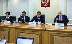 Профильный Комитет СФ рекомендовал одобрить закон обисполнении бюджета за2018год