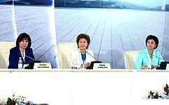 Г.Карелова: Женщины-парламентарии глубоко обеспокоены вопросами состояния окружающей среды