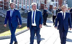 Российские парламентарии оценили научный иоборонно-промышленный потенциал Республики Марий Эл