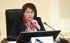 Е. Перминова провела «круглый стол» осинхронизации подходов кразработке иуправлению государственными программами РФ