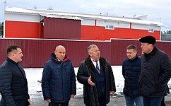 Молодые кадры успешно осваивают инвестиционные проекты— В.Николаев