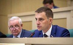 Входе «парламентской разминки» вСовете Федерации обсуждены вопросы социальной сферы иэкономики