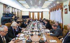 К. Косачев встретился сделегацией французских парламентариев