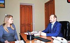Обсуждаемые наприеме граждан вопросы зачастую приобретают широкий общественный характер— С.Белоусов