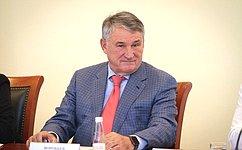 Ю.Воробьев: Российско-швейцарский политический диалог развивается поступательно, высок уровень парламентских связей