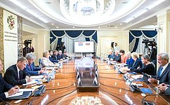 Valentina Matviyenko: TheFederation Council appreciates theinitiative oftheDutch MPs tofoster dialogue with Russia