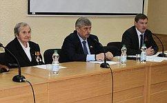 М. Козлов: «Диктант Победы»— крайне важная акция, позволяющая сохранить правду осамой страшной войне