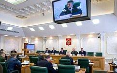 В.Озеров: Обеспечение общественной безопасности иправопорядка– дело нетолько полицейских, новсего общества