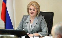 Инициативы Камчатского края поразвитию образования идосуга детей поддержаны сенаторами— Л.Гумерова