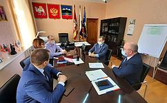 О. Цепкин: Механизм государственно-частного партнерства помогает развивать иблагоустраивать города Челябинской области