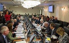 К.Косачев: Доклад Сената Франции оРоссии может придать новый импульс двусторонним межпарламентским отношениям