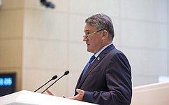 Сенаторы утвердили новый состав Комиссии СФ поконтролю задостоверностью сведений одоходах сенаторов