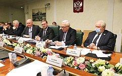К. Косачев провел совещание «Кризис системы контроля над вооружениями вконтексте обеспечения международной безопасности»