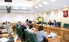 ВСовете Федерации обсудили роль фермеров впространственном развитии сельских территорий исоциальном развитии села