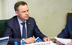 В.Новожилов провёл ряд встреч сруководством муниципальных образований иобщественностью Архангельской области