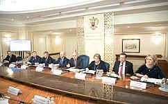 Совет Федерации заинтересован впрямом иоткровенном диалоге сруководством РАН— И.Умаханов