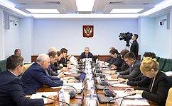 Комитет СФ посоциальной политике поддержал закон оратификации Протокола кКонвенции опринудительном труде